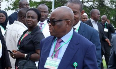 Onnoghen Resigns As CJN - Report