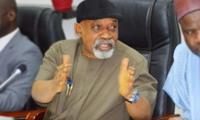 The Minister of Labour and Employment, Dr Chris Ngige, says he is not bothered about doctors decision to leave the country in search of greener pastures as Nigeria has enough medical personnel.