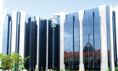 The Central Bank of Nigeria (CBN) on Wednesday said the country's outstanding domestic debt stood at N12.44 billion as at December 2018.