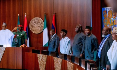 President Muhammadu Buhari has asked cabinet ministers to continue in office until Tuesday next week, May 28, a day to his inauguration (May 29) for a second term as Nigeria's president.