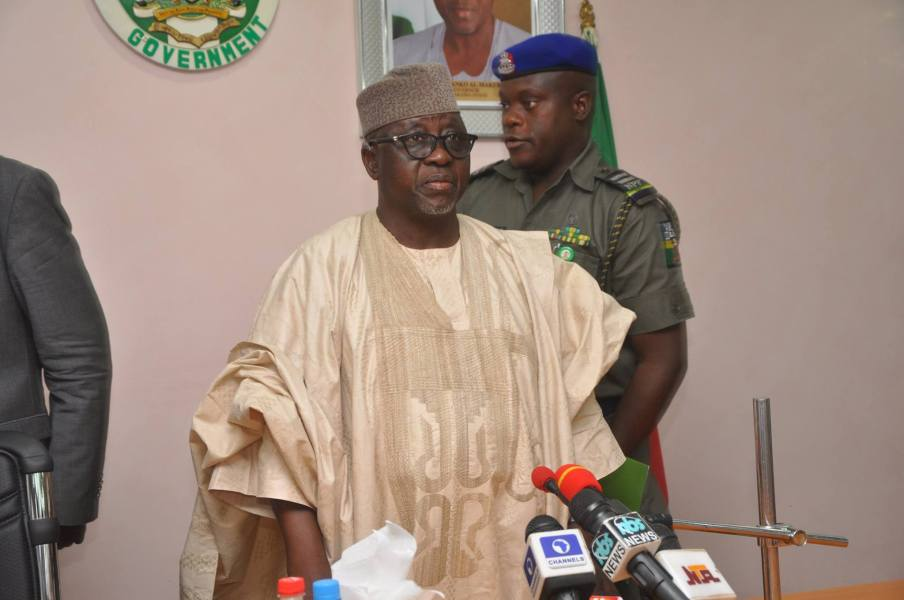 """The governor of Nasarawa State, Umaru Tanko Al-Makura has responded to a Freedom of Information request by Socio-Economic Rights and Accountability Project (SERAP) and asked """"for more time within which to compile and provide details on the spending by the State on security votes, as this will require more than 7 days to process given that the information being requested covers a period of eight years."""""""