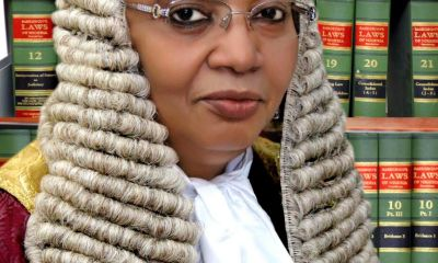 The President of the Court of Appeal, Justice Zainab Bulkachuwa, on Wednesday withdrew as a member of the Presidential Election Petition Tribunal.