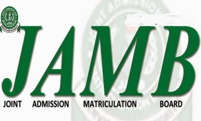 The Joint Admission Matriculation Board (JAMB) has released the 2019 UTME results.