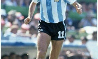 """Argentina legend, Mario Kempes has claimed that Barcelona captain, Lionel Messi has become """"more selfish"""" than his eternal rival, Cristiano Ronaldo of Juventus."""