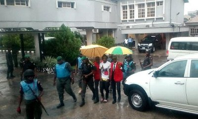 The Economic and Financial Crimes Commission (EFCC), on Monday, arraigned singer, Naira Marley before the court on an 11 count charge.