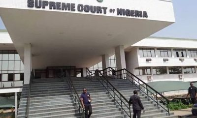 BREAKING: Supreme Court Sacks APC Senator, See Replacement