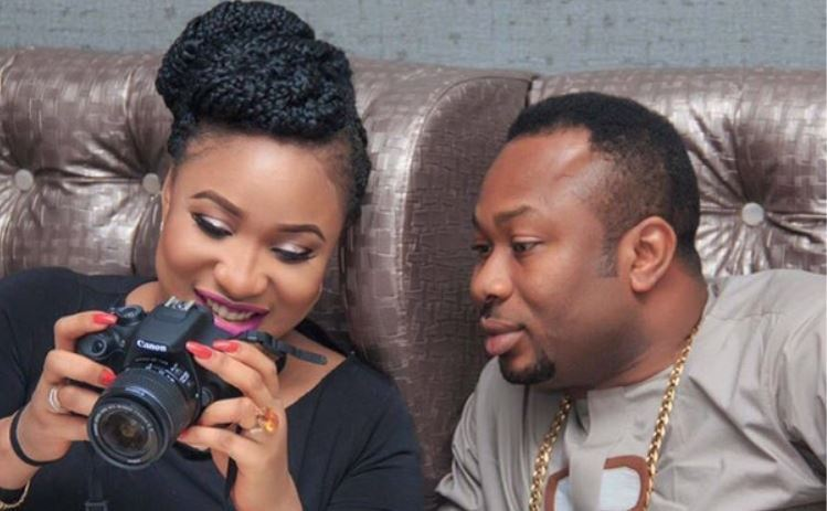 Why I Called Churchill a 40-Seconds Man– Nollywood's Tonto Dikeh