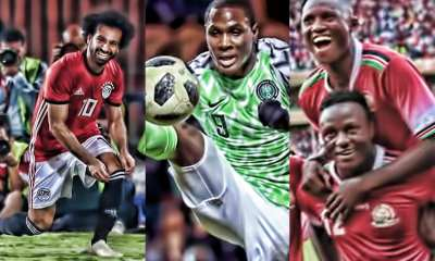 The long-awaited  African Cup of Nations 2019, (AFCON), begins today Friday in Egypt with arrays of African stars, mostly plying their trade in Europe, on display.