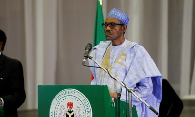 #TICAD7: Buhari Sends Powerful Warning To Nigerians In Diaspora