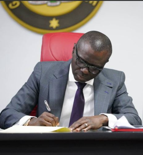 Just In: Sanwo-Olu Transmits Final List Of His Cabinet Nominees To Assembly For Screening