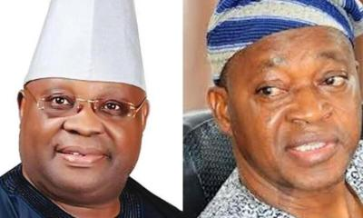 The Supreme Court in Abuja will on Monday, June 10, 2019 deliver judgment in the separate appeals by the Peoples Democratic Party (PDP) and its candidate in the Osun governorship election, Senator Ademola Adeleke, against the Independent National Electoral Commission (INEC).