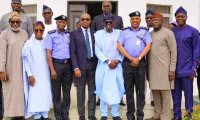 Lagos State Governor, Mr Babajide Sanwo-Olu on Tuesday 25th, June joined his counterparts in the South West to renew the call for the creation of State police as one of the major steps to stem the growing tide of insecurity in the region