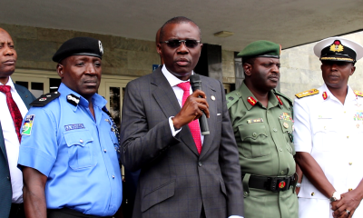 The Lagos State Governor Babajide Sanwo-Olu has held his first meeting with the security council on how the administration can further curb insecurity in the state.
