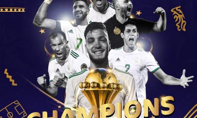 The curtain was on Friday night drawn on the 2019 Africa Cup of Nations (AFCON) in Egypt with Algeria emerging champions.