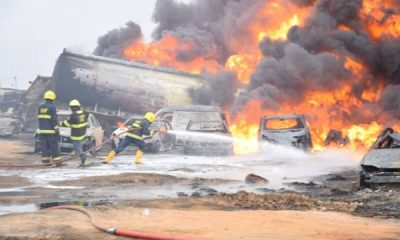 Ijegun ExplosionUpdate: Ten Victims Confirmed Dead