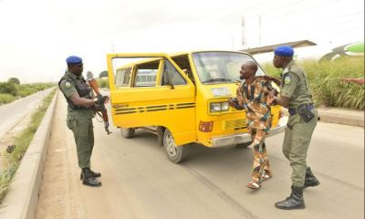 The Lagos State Deputy Governor, Dr. Obafemi Hamzat, on Tuesday ordered the arrest of four drivers who drove against the traffic on the Lagos-Badagry Expressway.