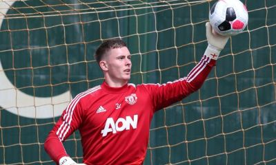 Ahead of a new season, Manchester United goalkeeper, Dean Henderson, has agreed to join Sheffield United on loan for the second consecutive season.