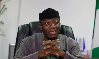 Ekiti: Gov. Fayemi Inaugurate State Council Of Traditional Rulers Amid Opposition