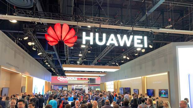 Despite Trump's Trade War, Huawei's Revenue Soars