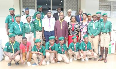 Why Obafemi Hamzat Urged Nigerian Youth to Join Volunteers Club