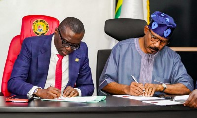 Waterways Control: Lagos, FG End 10 Years Dispute, Sign Agreement