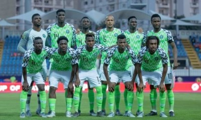 AFCON: Super Eagles To Play Third Place After Algeria's Defeat