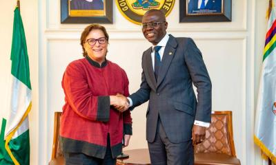 Lagos Critical To U.S. Success In Nigeria - US Consulate General
