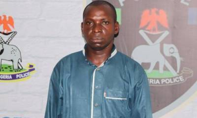 Hamisu Wadume, a Kidnap Kingpin in Taraba State, northern Nigeria, has been rearrested by officers of the Nigeria Police Force (NPF).