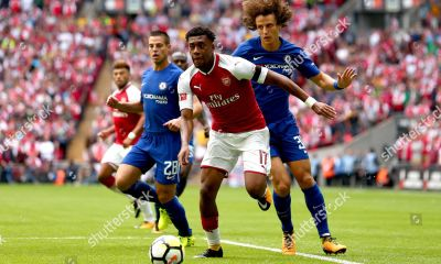 Arsenal Reject £30m Everton Transfer Offer For Alex Iwobi,