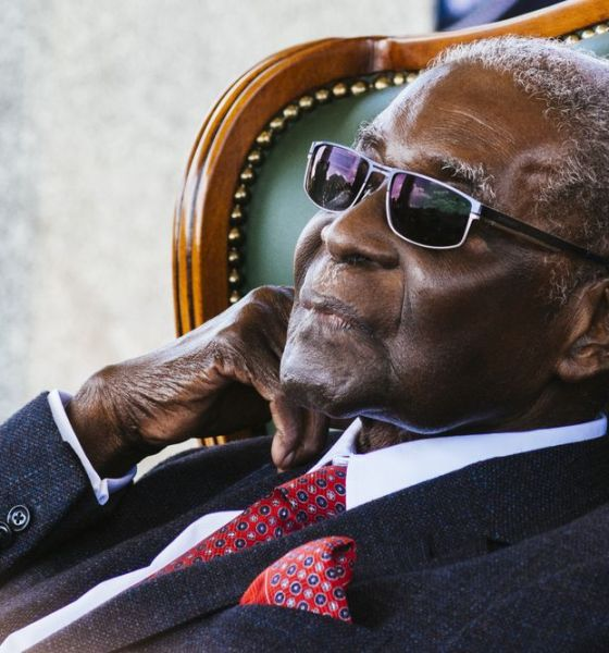 Former Zimbabwe leader Robert Mugabe has been hospitalized in Singapore for four months, said his successor, President Emmerson Mnangagwa.