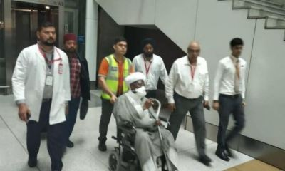 The India hospital treating the leader of the Islamic Movement of Nigeria (IMN), Ibrahim El-Zakzaky have agreed to treat the Nigerian Shiites leader with known and appointed doctors.