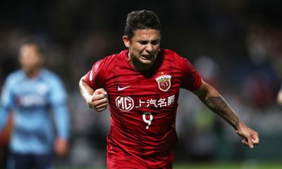 China Naturalises Brazilian Elkeson For FIFA World Cup Qualifier
