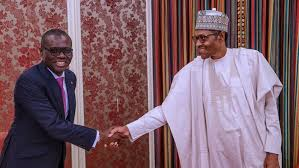 Sanwo-Olu Congratulates Buhari On Victory At Petition Tribunal