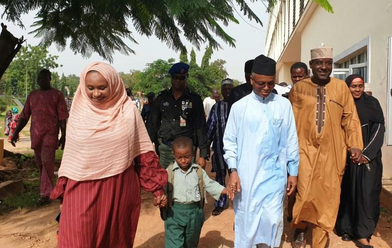 El-Rufai Registers His Son In Public Primary School