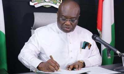 Abia: Full List Of Commissioner-designates Gov. Ikpeazu Sent To Assembly