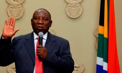 President Cyril Ramaphosa of South Africa on Tuesday, condemned the recent xenophobic attack on Nigerians and other foreigners in the country.