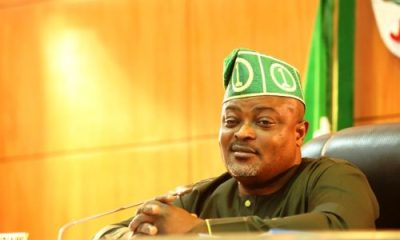 Obasa Defies Lagos APC, Says No Going Back On Punishment For Lawmakers