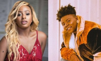 Teni Was With Me In My Dark Times – DJ Cuppy