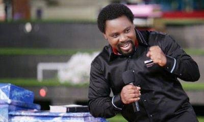 Prophet Temitope Babatunde-Joshua