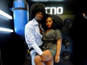 Tega and Boma
