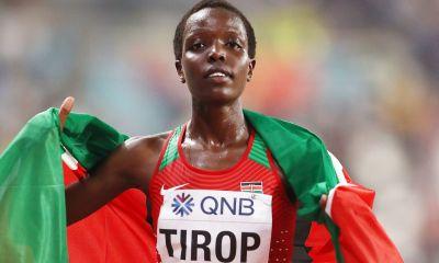 Husband of slain Kenyan runner Tirop arrested over wife's murder