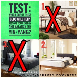 bed test results