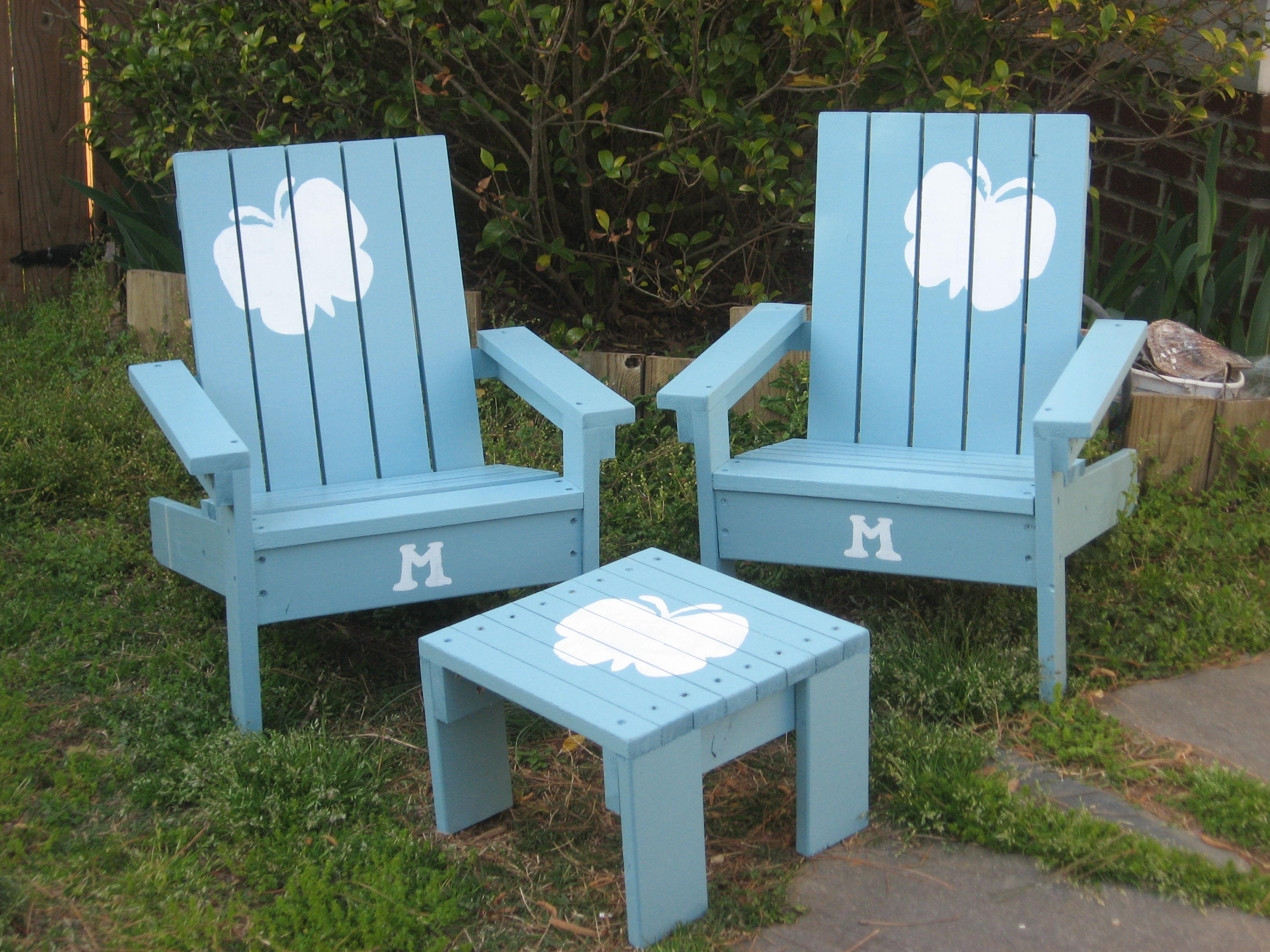 Kid Adirondack Chair Ana White Kids Adirondack Chairs And A Little Scrap