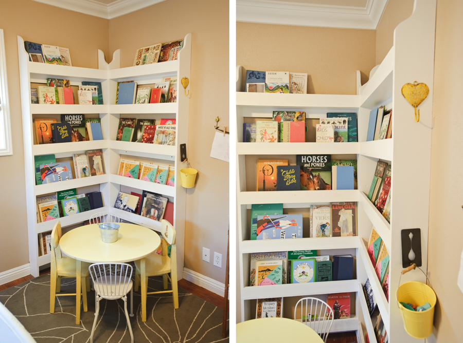 Perfect Bookshelves - DIY Projects