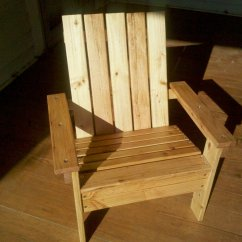 Adirondack Chair Diy Ana White Plastic Chaise Lounge Chairs Cheap My First Quotana Quot Project Kiddie