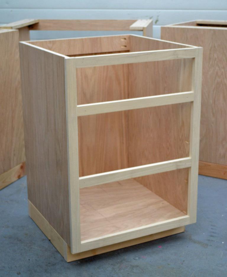 Kitchen Base Cabinets 101  Ana White