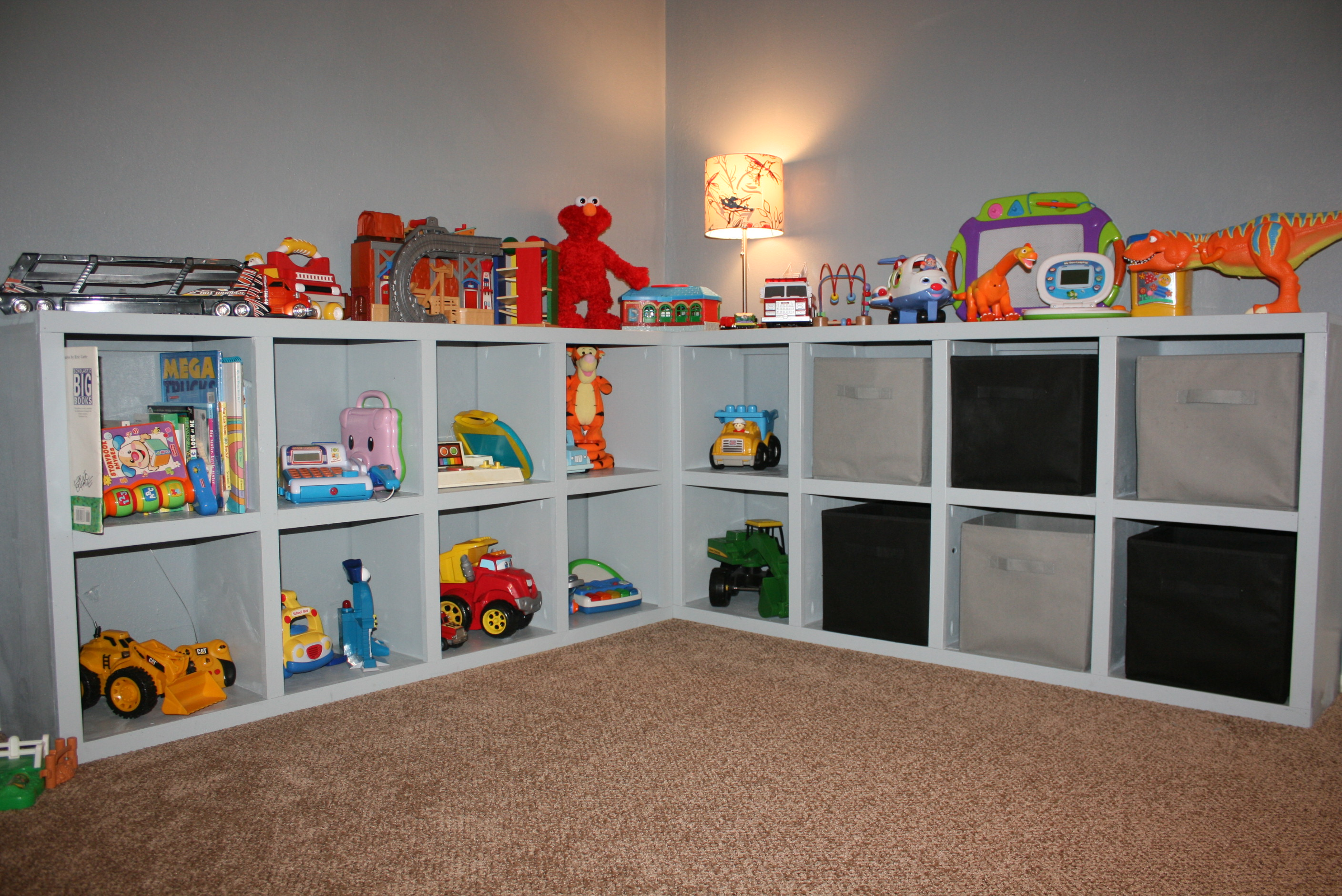Toy Storage - DIY Projects