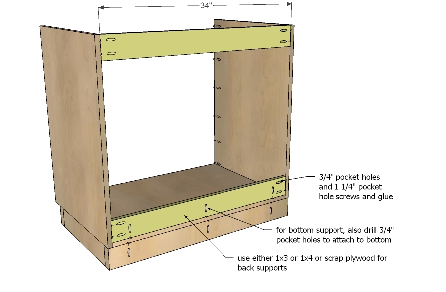 PDF Plans Woodworking Plans Base Cabinet Download End