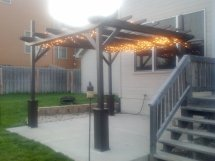 Ana White Pergola Project - Diy Projects