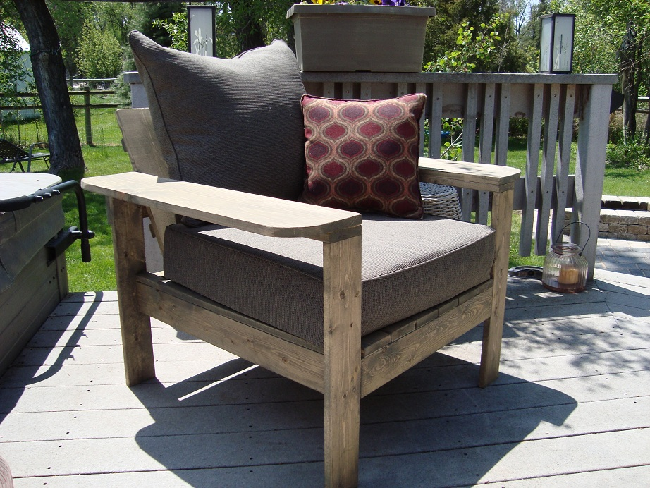 How to Build Build Your Own Deck Chair Plans Woodworking ...